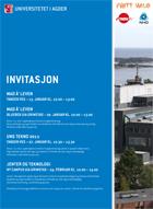 Invitasjon til ungde forbilder