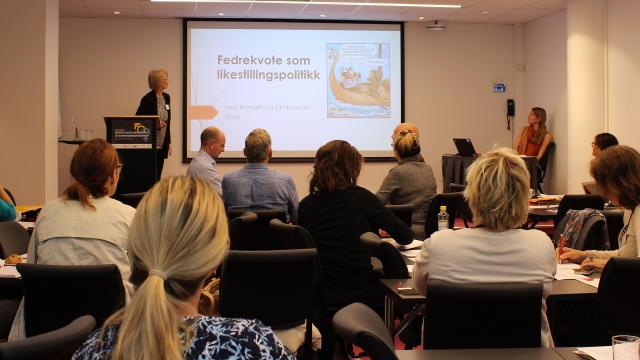 Nordisk konferanse om nordisk likestillingspolitikk i et europeiseringsperspektiv