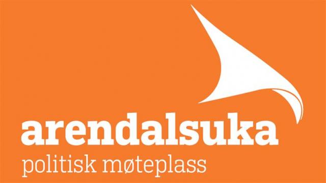 Vi arrangerer en rekke events under Arendalsuka2018!