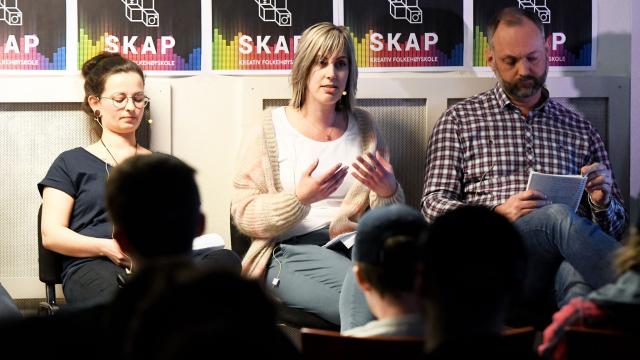 Likestillingsdebatt om nye Lindesnes