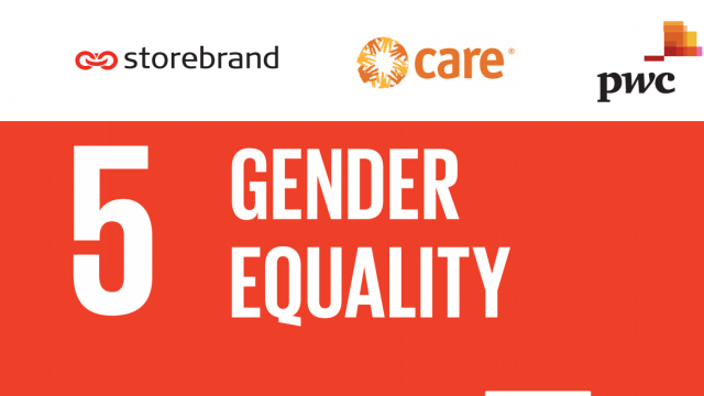 "Ny rapport fra PWC: ""Investing in gender equality"""