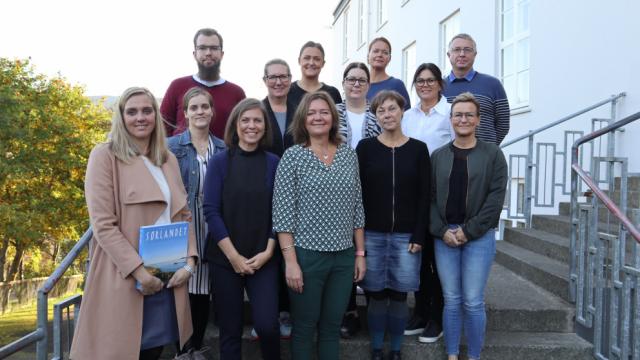 Nordisk samarbeid mot seksuell trakassering i helsesektoren