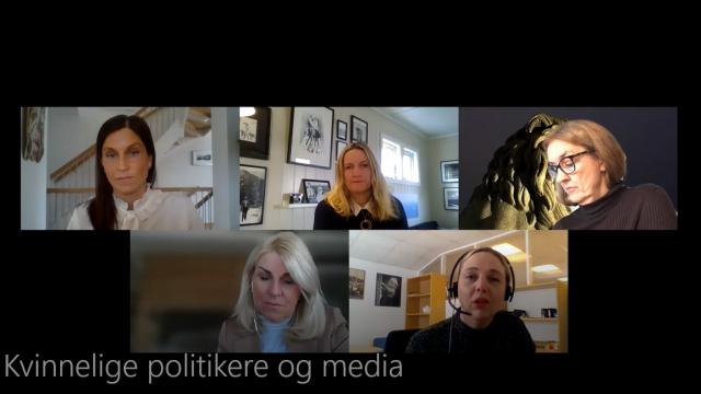 Hva skal til for at kvinners stemmer blir hørt i det politiske ordskiftet?