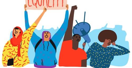 I dag markerer vi den internasjonale kvinnedagen!